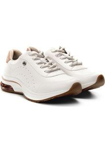 9cca72349 ... Tênis Jogging Via Marte Feminino - Feminino-Branco+Nude