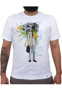 Sensationalism - Camiseta Clássica Masculina