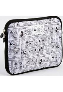 Necessaire Feminina Estampa Mickey Minnie Disney