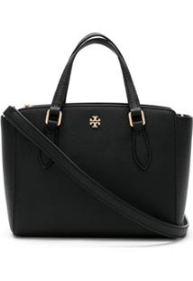 Tory Burch Bolsa Tote Emerson Mini - Preto