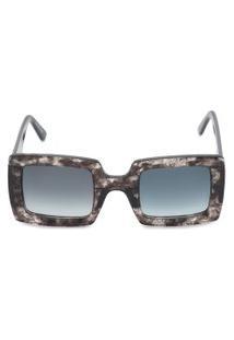 Óculos De Sol Feminino G1 - Cinza