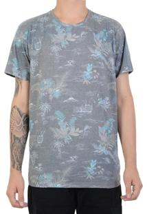 Camiseta Quiksilver All Beach - Masculino