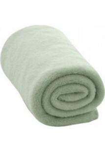 Cobertor Liso Camesa Verde