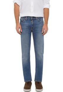 Calça Jeans 511 Slim Levis Masculina - Masculino-Azul