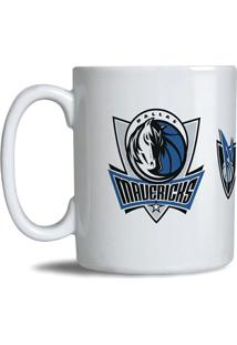 Caneca Nba Dallas Mavericks - Unissex