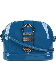Bolsa Petite Jolie Mind Bag-J.Lastic Feminino - Feminino-Azul