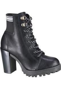 Bota Feminina Moleca Ankle Boot
