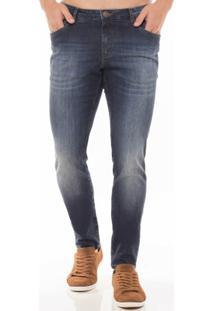 Calça Jeans Super Skinny Osmoze Masculina - Masculino