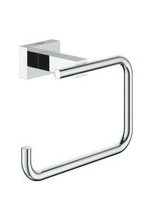 Papeleira Grohe Essentials Cube 865443 Metal Cromado