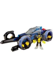 Imaginext Dc Mattel Batmóvel Ação Dupla