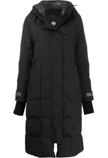 Canada Goose Elmwood Padded Coat - 61 Black Noir