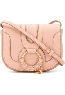 See By Chloé Mini Hana Shoulder Bag - Rosa