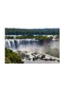 Painel Adesivo De Parede - Cataratas Do Iguaçu - 1675Pnp