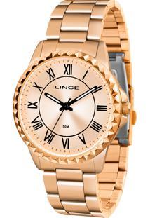 Relógio Lince Feminino Lrr4561Lr3Rx