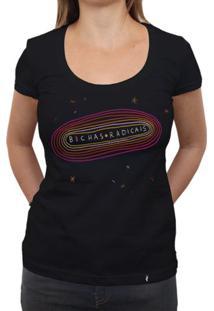 Bichas Radicais - Camiseta Clássica Feminina