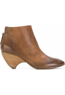 Marsèll Ankle Boot 'Trivellina' - Marrom
