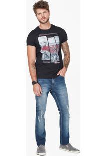 Calça Jeans Skinny Puídos Enfim