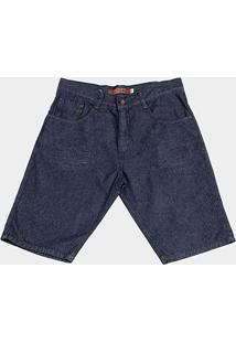 Bermuda Jeans Biotipo Plus Size Masculina - Masculino