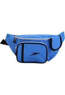 Pochete Speedo Adventure - Unissex-Azul Royal