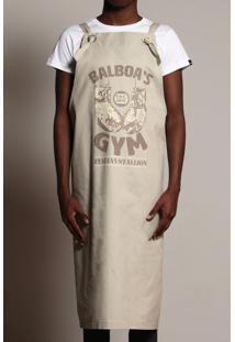 Avental Balboa'S Gym