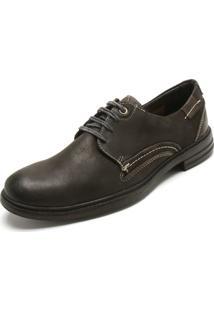Sapato Mariner Liso Preto