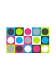Adesivo De Parede - Quadrados Coloridos - 202Ab-P