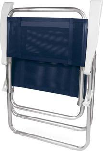 Cadeira Master Alumínio Fashion Azmarinh