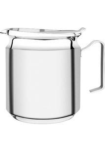 Bule Para Café E Leite Aço Inox 10Cm - Chá E Café