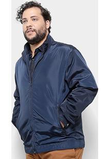 Jaqueta Delkor Plus Size Masculina - Masculino