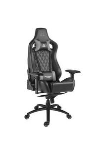Cadeira Gamer Alpha Gamer Polaris Office, Black