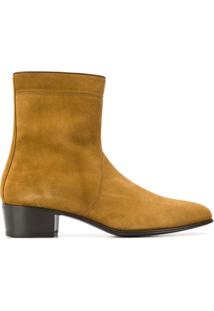 Carvil Ankle Boot - Marrom