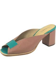 Sandália S2 Shoes Ludmila Tan