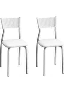 Cadeira Gênova C122 2 Unidades - Compoarte