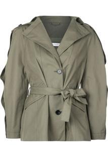 Palmer / Harding Military Jacket - Verde