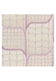 Papel De Parede New Fantasy 56141 Branco Com Estampa Contendo Geométrico