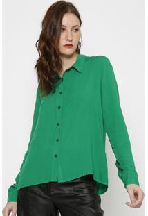 Camisa Lisa - Verdelinho Fino