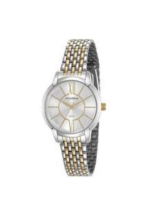Relógio Feminino Mondaine Analógico - 53615Lpmvbe2