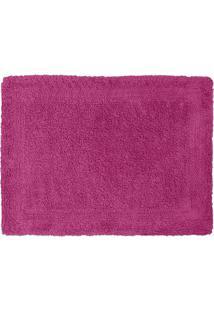 Tapete De Banheiro Lyon- Pink- 70X50Cm- Sultansultan