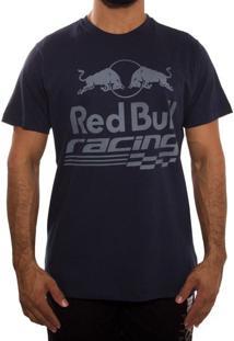 Camiseta New Era Red Bull Sc Logo