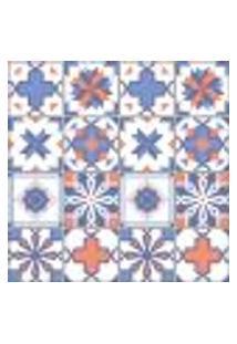 Adesivo De Azulejo - Ladrilho Hidráulico - 331Azge