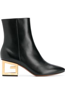 Givenchy Ankle Boot 'Triangle 60' - Preto