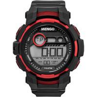 Relógio Flamengo Flalcdaa 8R Technos - Masculino-Preto e66d0b96e0