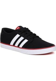 Tênis Masculino Adidas Skate Preto/Branco