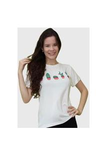 Camiseta Cactos Juliette D Bell