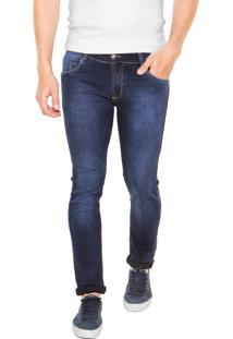 Calça Jeans Mr Kitsch 9137 Azul
