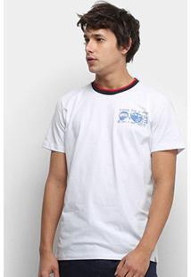 Camiseta Colcci Come As U Are Les'It Be Masculina - Masculino-Branco