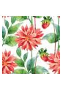 Papel De Parede Adesivo - Flores - 115Ppf