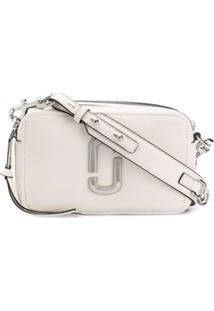 34f5fda25f Farfetch. Bolsa Marc Jacobs Feminina Branca Transversal Zíper Ombro Ouro ...
