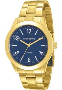 Relógios Mondaine Seculus masculino   Moda Sem Censura 68b4f35d81