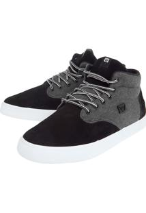 Tênis Hang Loose Block Preto